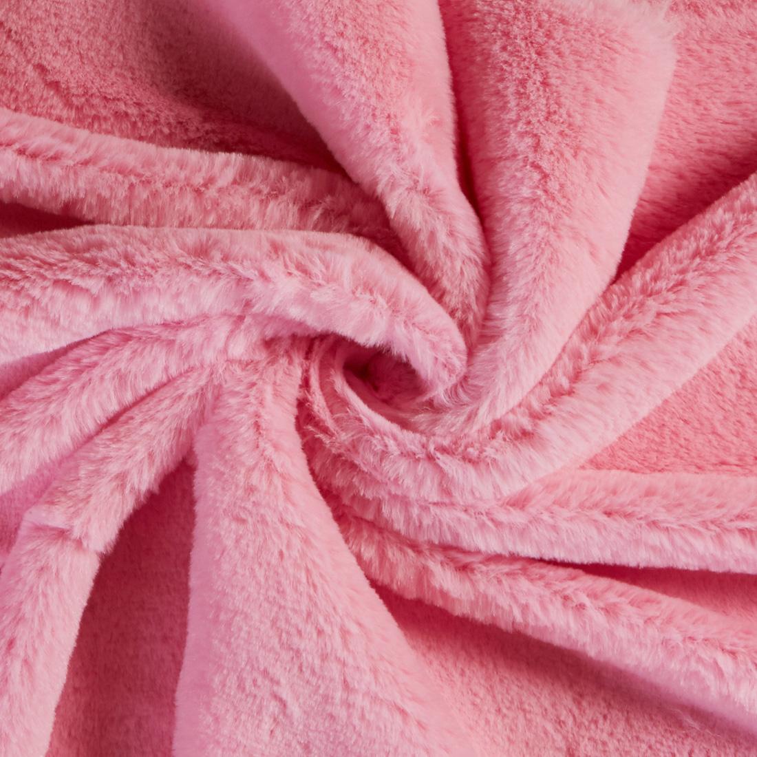Snuggle Velour Pink