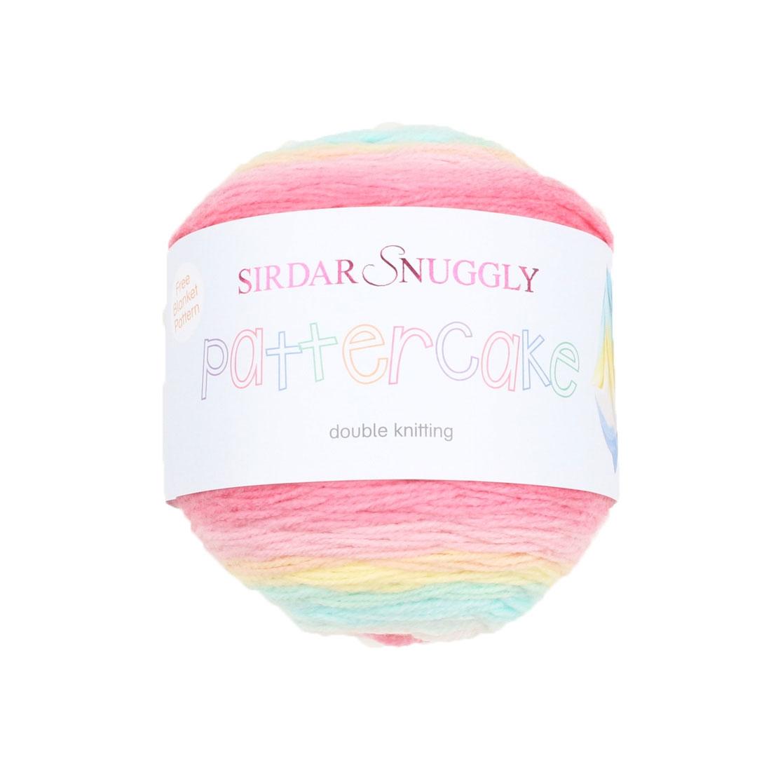 Sirdar Pattercake Dk Candy Cane 752