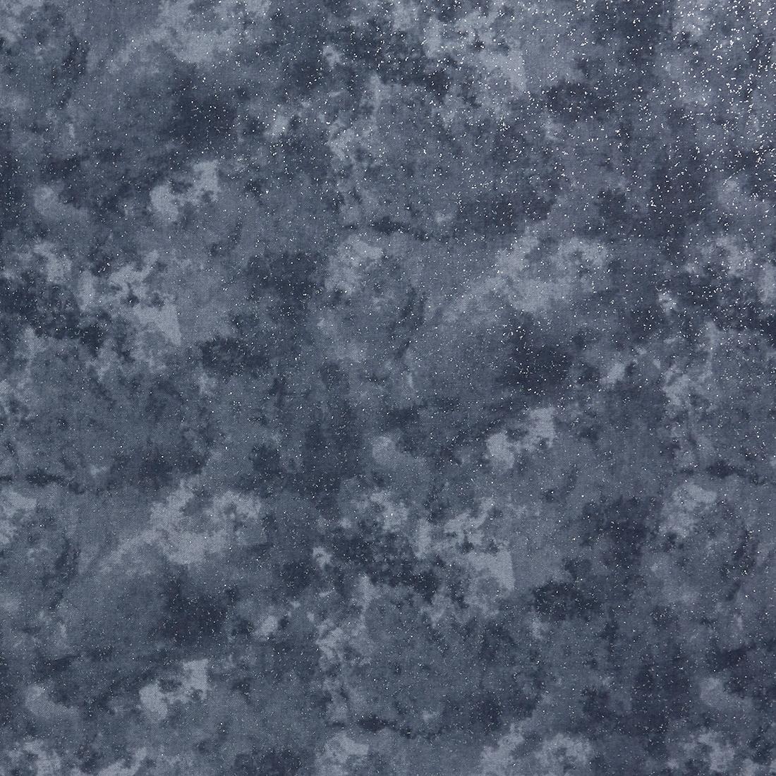 Sparkle Blender Grey Craft Fabric