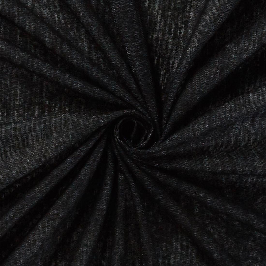 Stayflex Black Iron On Interfacing