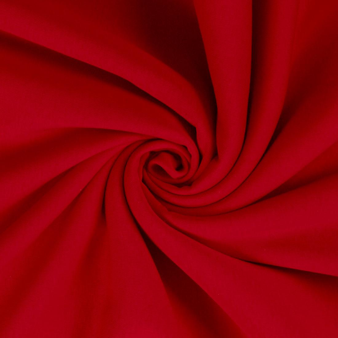 Sweatshirt Jersey Red Dress Fabric