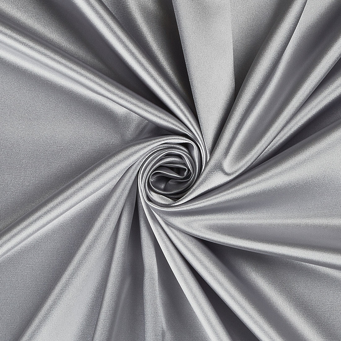 Tahari Satin Stretch Silver