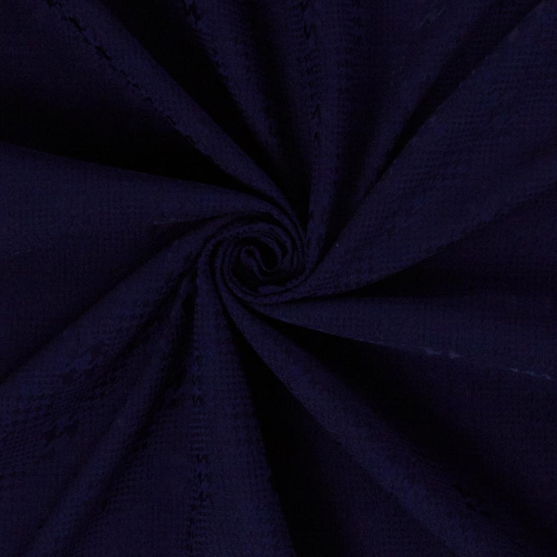 Texture Viscose Ink Dress Fabric