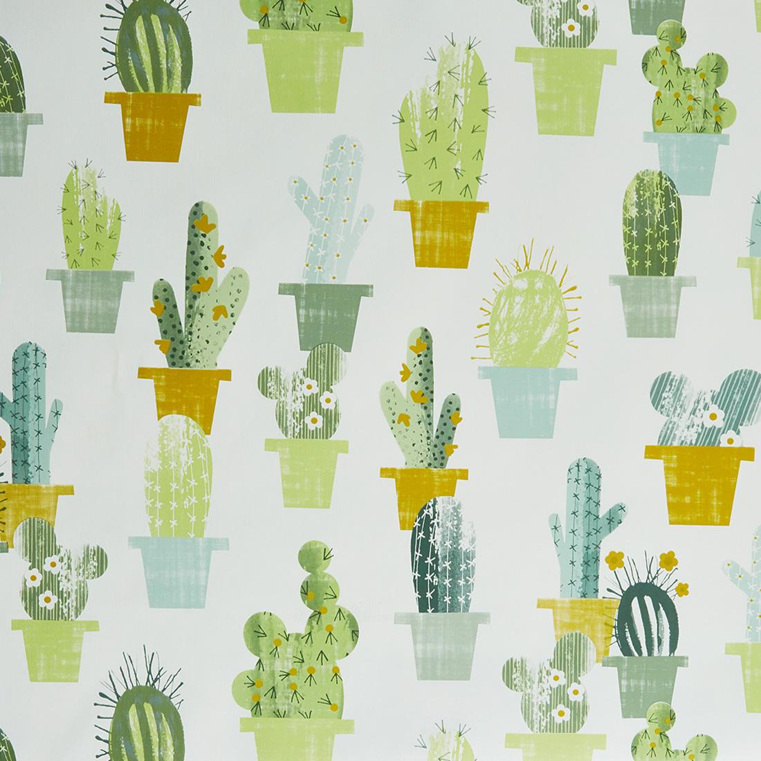 Thar Cactus Oil Cloth