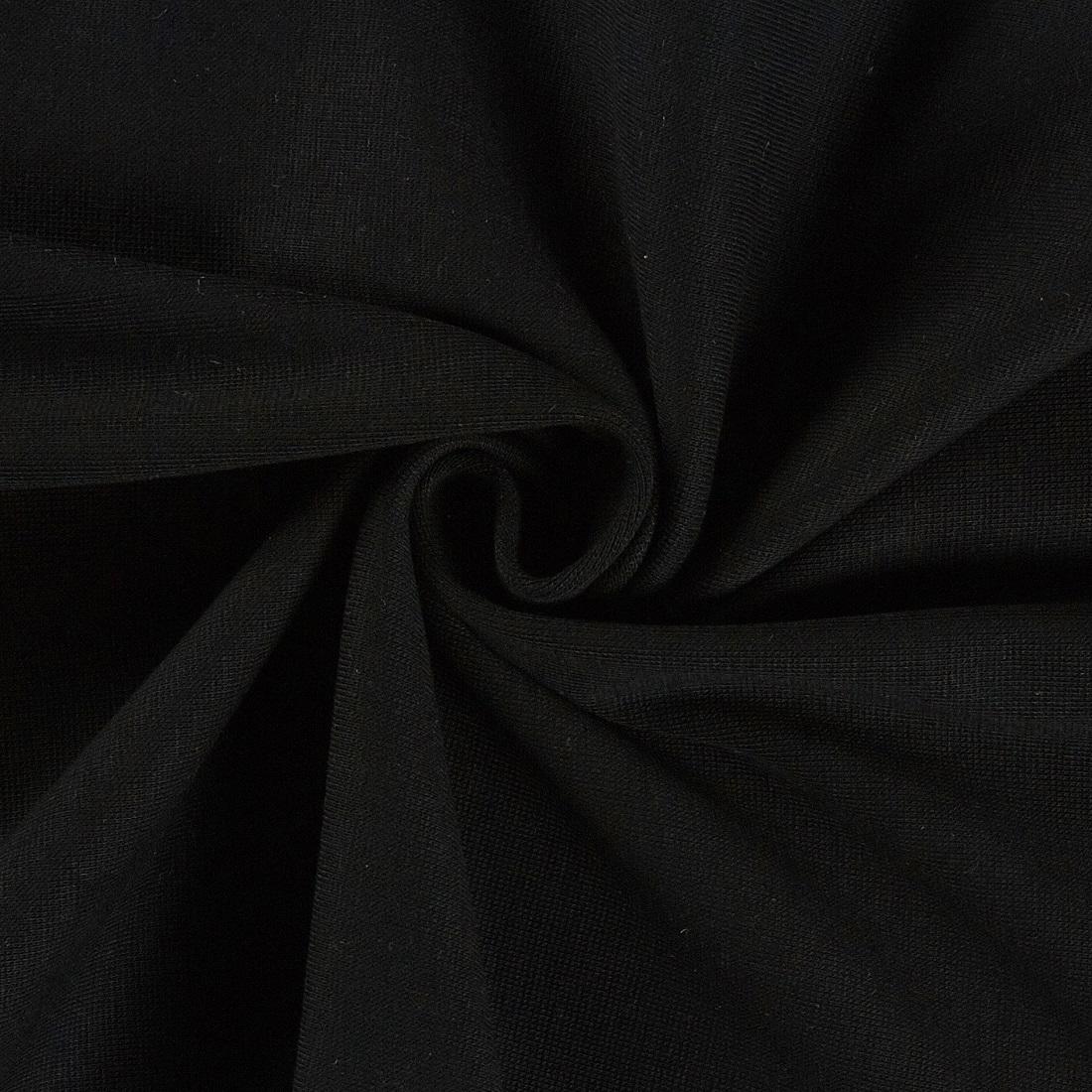 Tube Black Dress Fabric