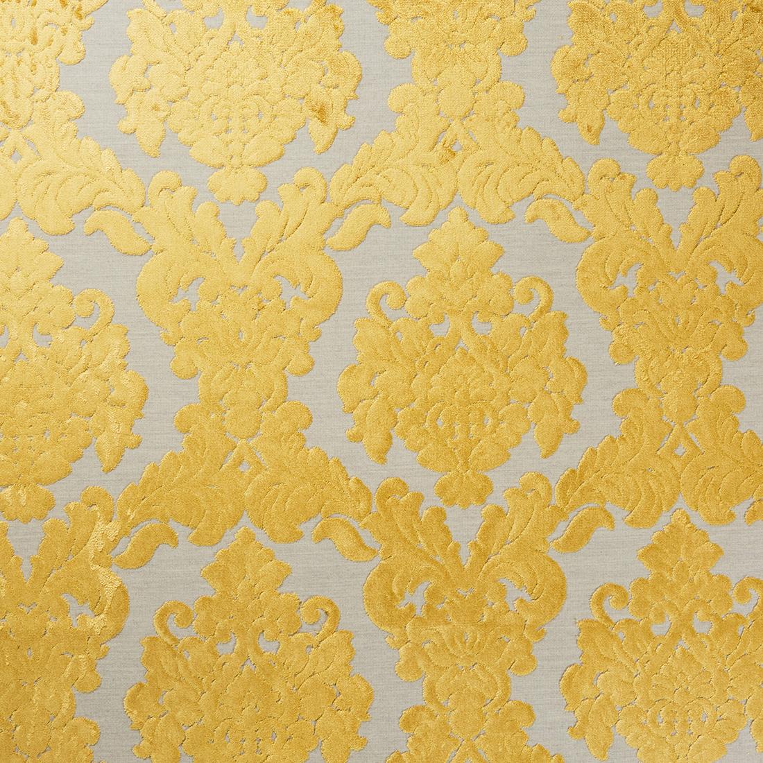 Tuscania Ochre Upholstery Fabric