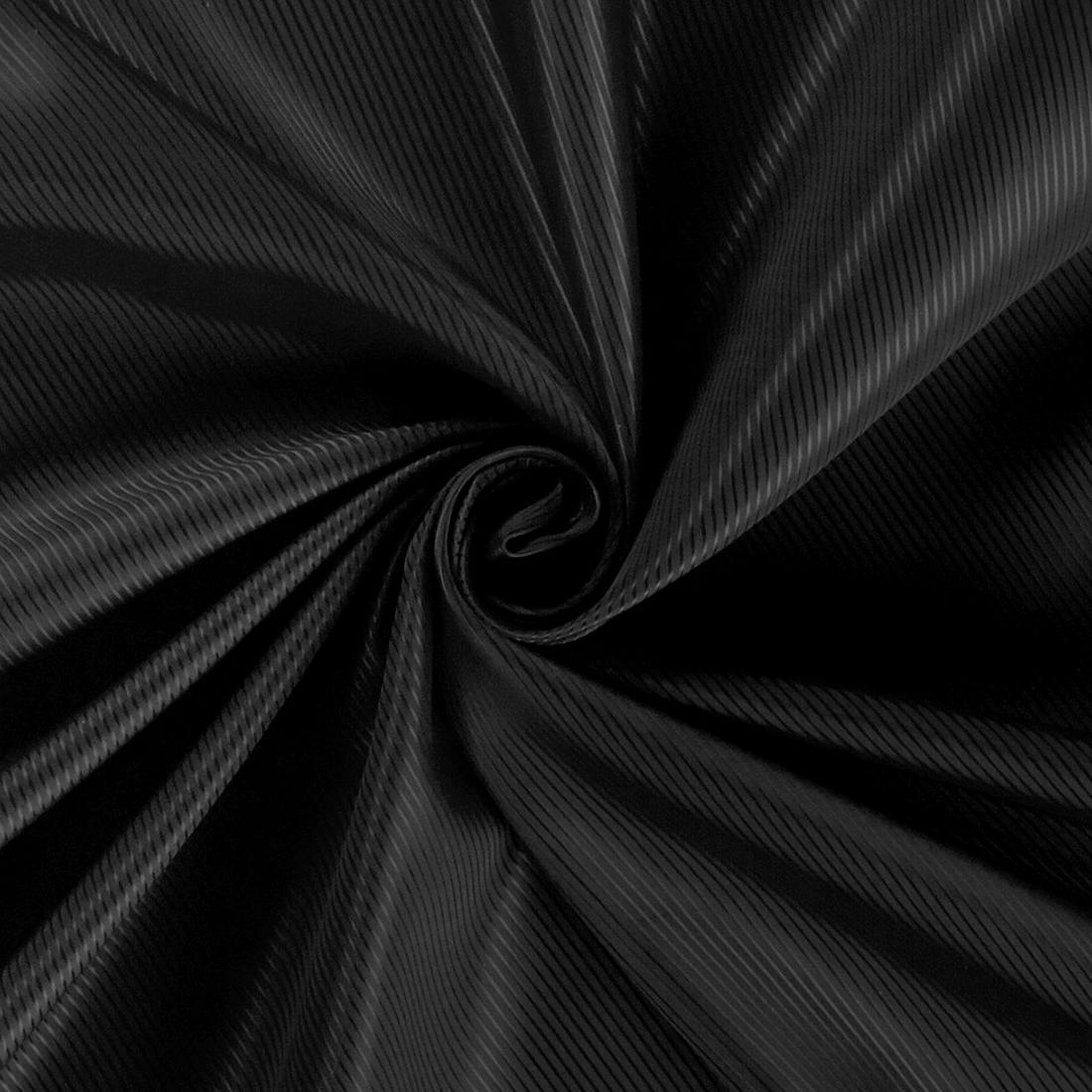 Twill Lining Black