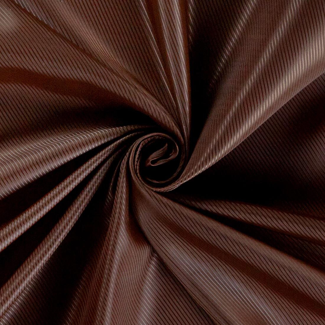 Twill Lining Chocolate