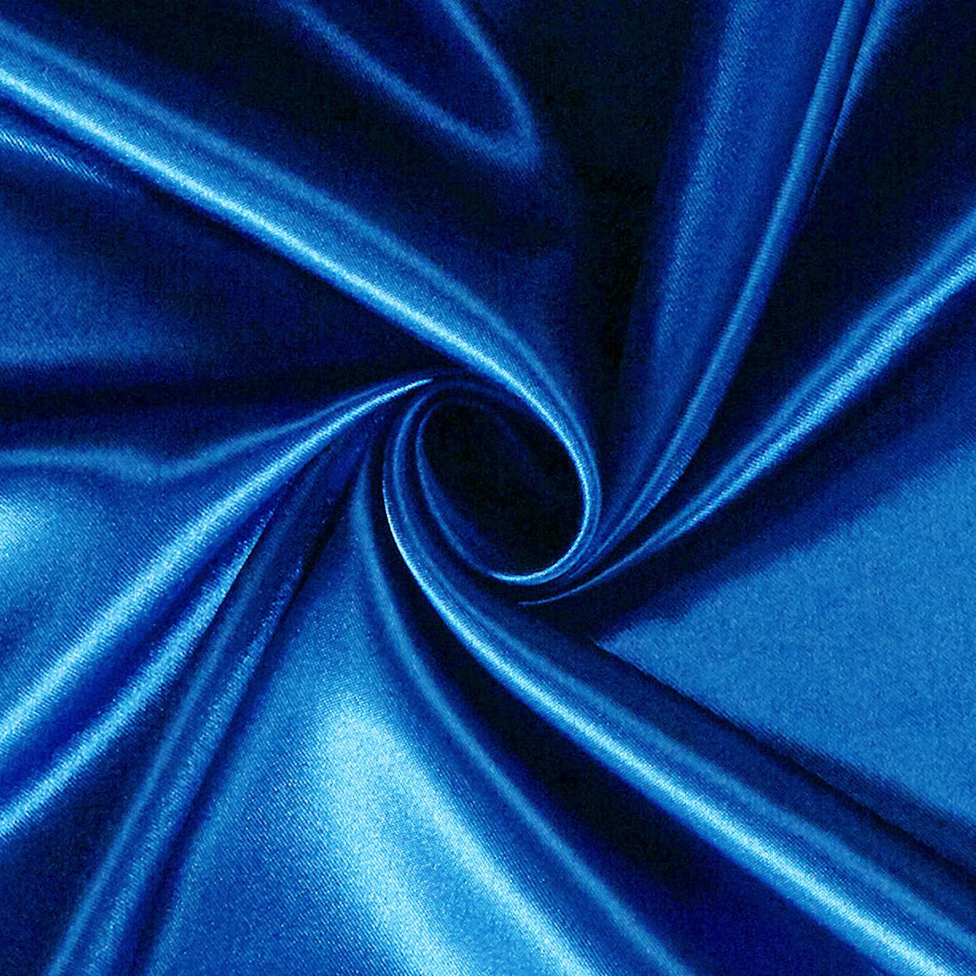 Poly Satin Royal