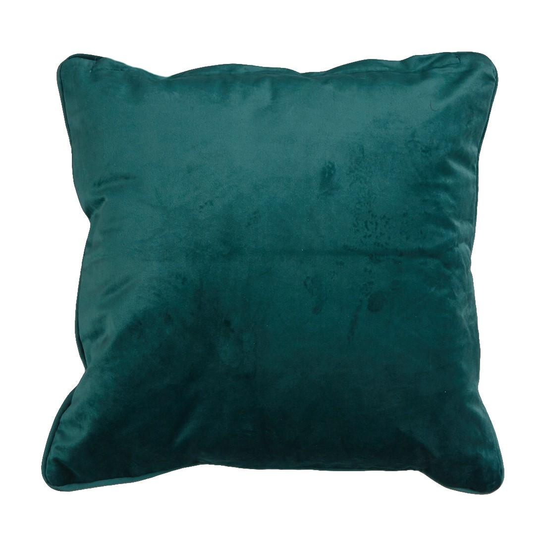 Velour Green Cushion