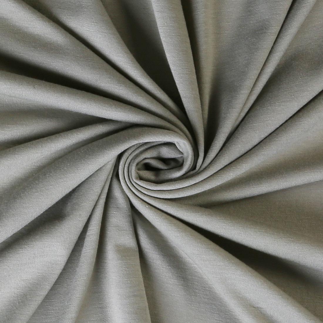 Viscose Spandex Jersey Linen