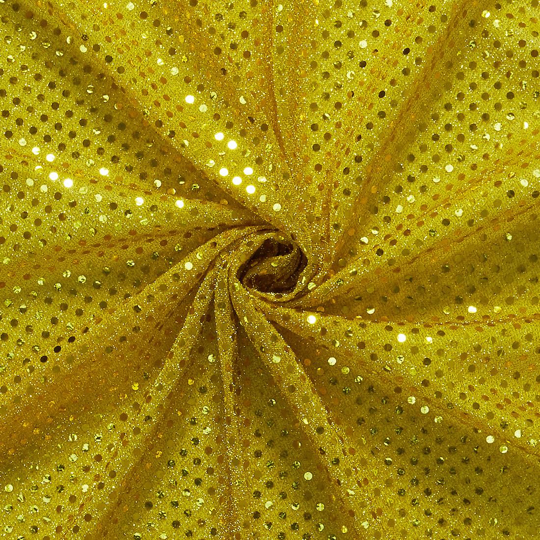 Vision Glitterball Gold