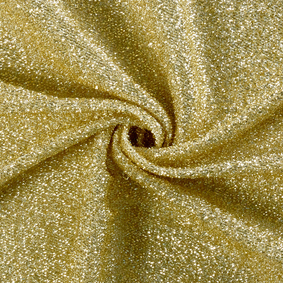 Xmas Glitter Fun Gold